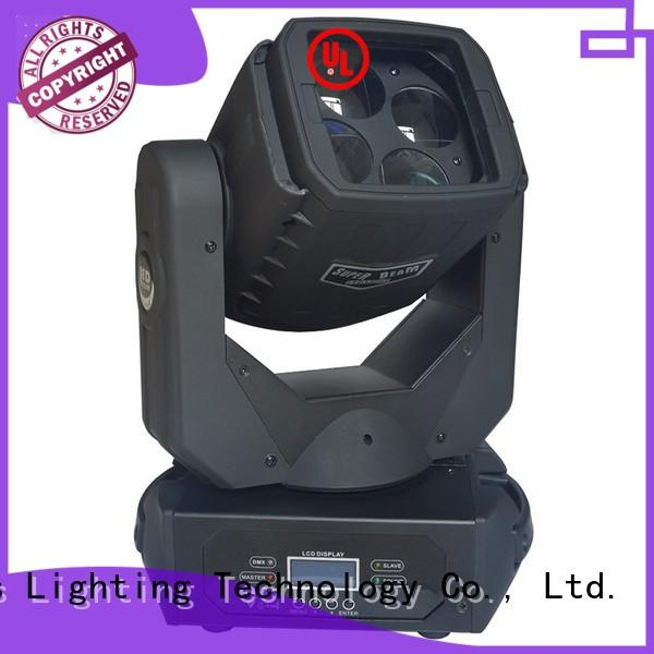 high quality led moving head disco light shooter customized for party