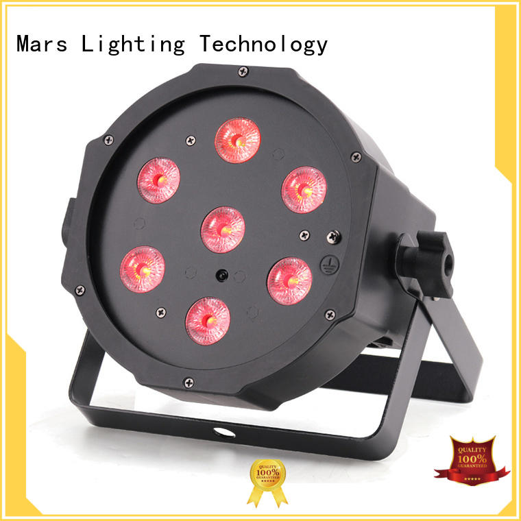 Marslite reliable rgbw led par can supplier for discotheques