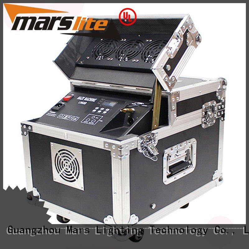 Marslite Brand machine professional led fog machine manufacture