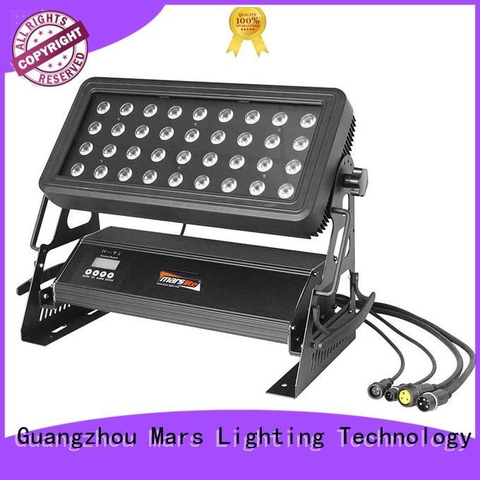4in1 stage popular Marslite Brand led wash lights supplier