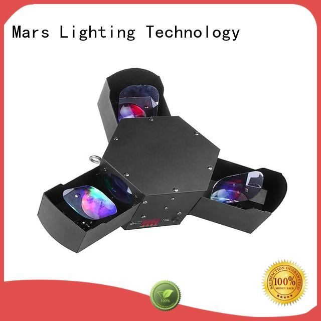 Marslite creative led light projector with different visual effects for bar
