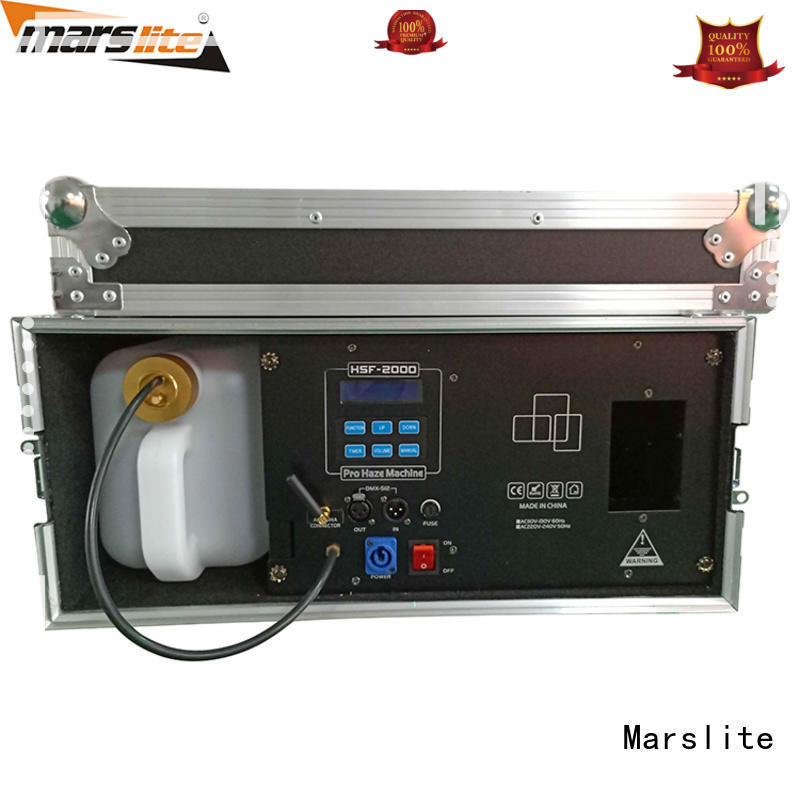 Marslite creative the fog machine to decorative for bar
