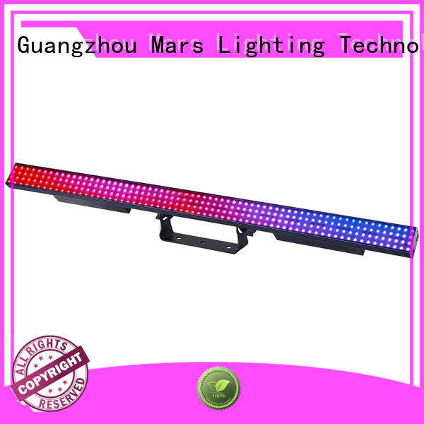 Marslite pixel led wash light bar to decorative for party