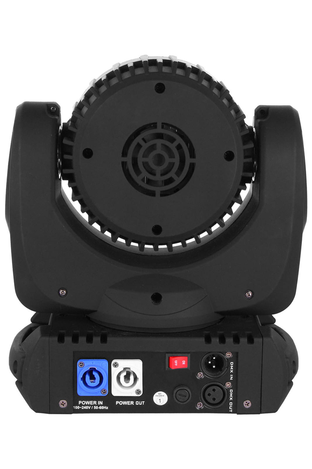 Marslite rotation mini moving head customized for disco-3