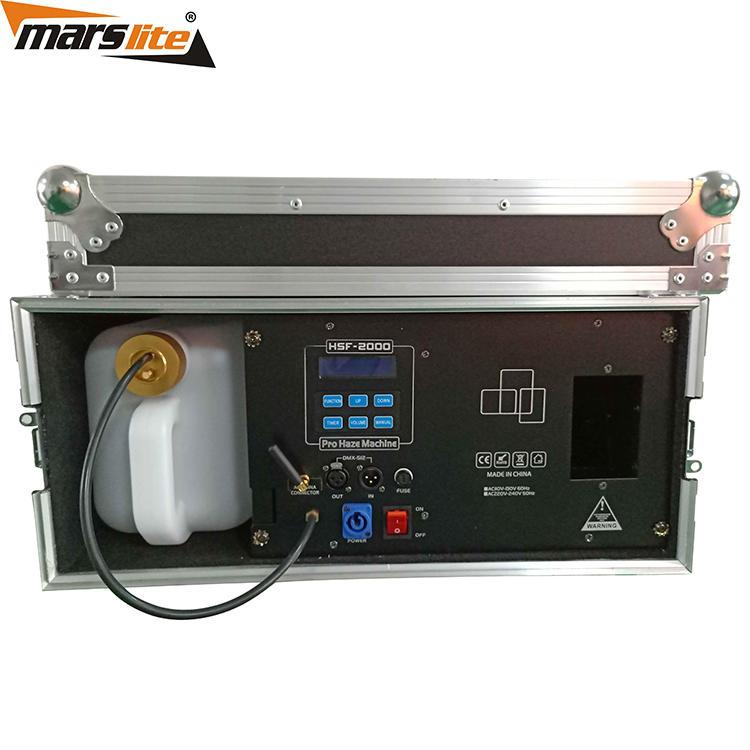 Marslite creative led fog machine customized for bar-1