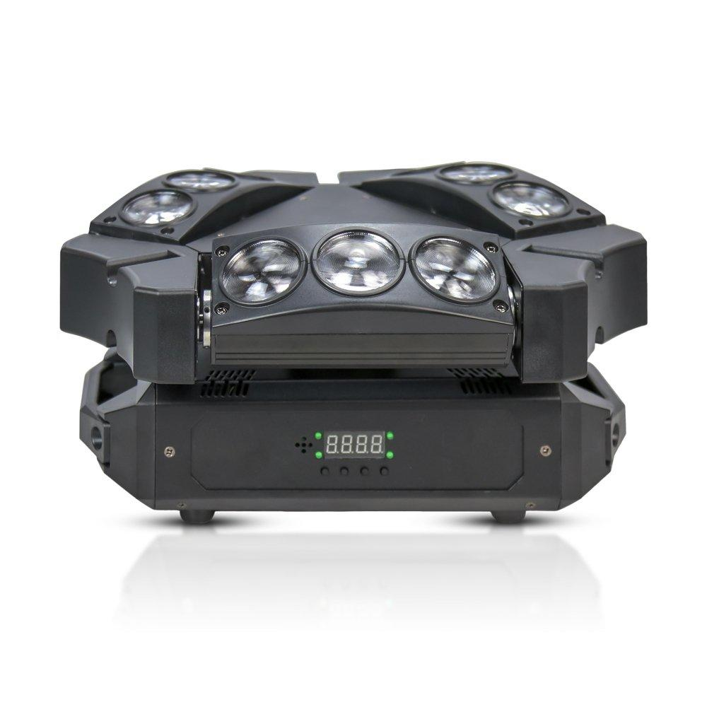high quality led moving head disco light wheel manufacturer for club-3
