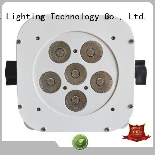 5IN1 Mini Par Disco Light 6PCS 15W RGBWA LEDs MS-CP90