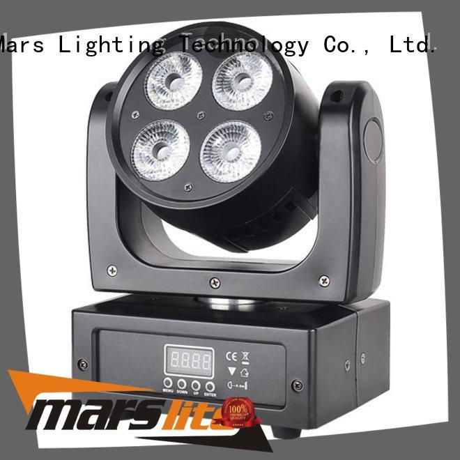 Marslite wash moving head wholesale for bar
