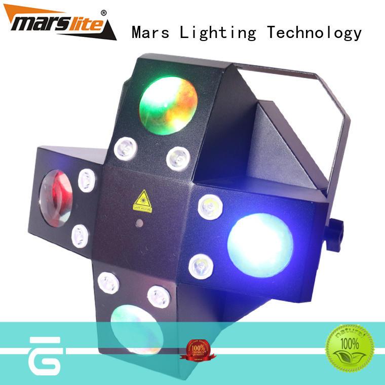 Marslite derby led magic ball light for party