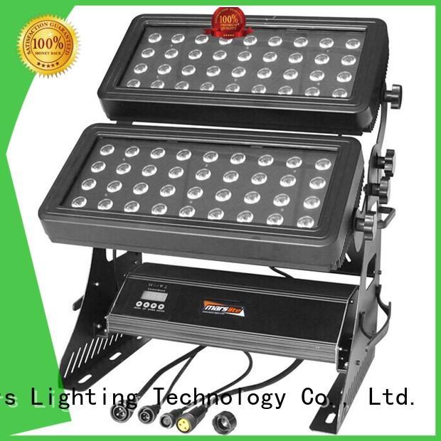 Custom top selling led wash lights bar Marslite