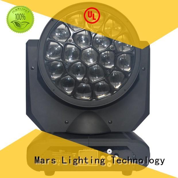 Beam Eye Moving Head Light 19pcs 12w RGBW 4in1 LEDs MS-CM19