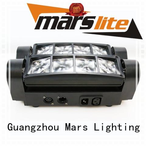 Marslite wheel moving head led stage lights customized for disco