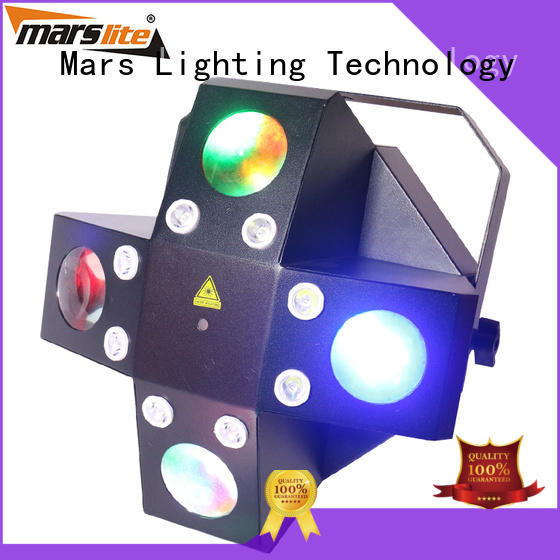Marslite multi-color led magic ball light with different visual effects for party
