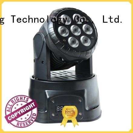 4in1 best moving head dj lights triangle shooter Marslite Brand