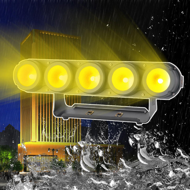 Marslite sunflower dj led lights supplier fro night bar-3