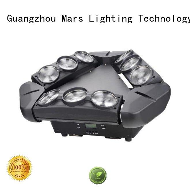 high quality 4in1 led moving head light pocket Marslite Brand
