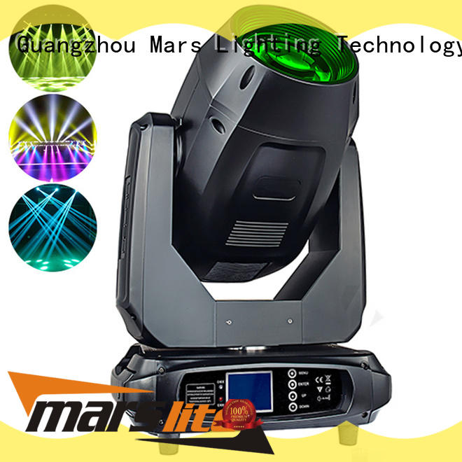 Marslite sopt sharpy moving head customized for stage