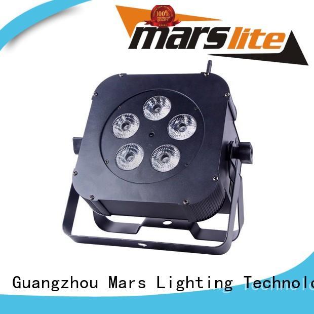 Quality Marslite Brand par can rgbargbw 3in1