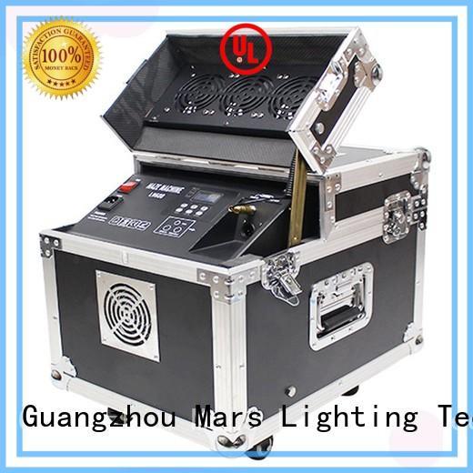 smoke water led automotive smoke machine Marslite manufacture